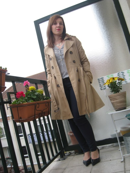 Trench coat H&M
